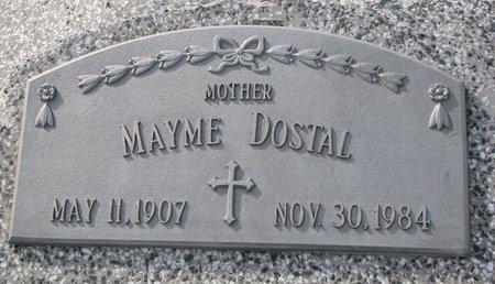 DOSTAL, MAYME - Dodge County, Nebraska   MAYME DOSTAL - Nebraska Gravestone Photos