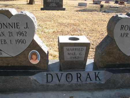 DVORAK, CONNIE J. - Dodge County, Nebraska | CONNIE J. DVORAK - Nebraska Gravestone Photos