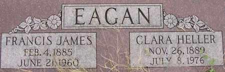 HELLER EAGAN, CLARA - Dodge County, Nebraska | CLARA HELLER EAGAN - Nebraska Gravestone Photos