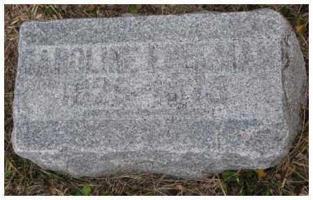 EDELMAN(N), CAROLINE - Dodge County, Nebraska   CAROLINE EDELMAN(N) - Nebraska Gravestone Photos