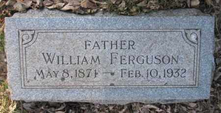 FERGUSON, WILLIAM - Dodge County, Nebraska | WILLIAM FERGUSON - Nebraska Gravestone Photos