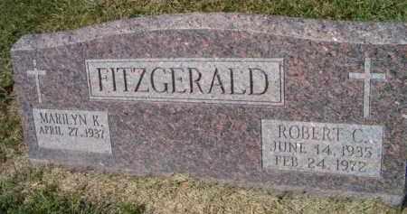 FITZGERALD, ROBERT C - Dodge County, Nebraska | ROBERT C FITZGERALD - Nebraska Gravestone Photos