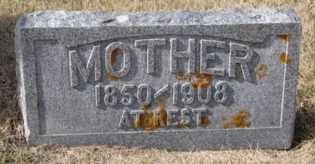 FORNEY, CATHERINE E. (FOOTSTONE) - Dodge County, Nebraska | CATHERINE E. (FOOTSTONE) FORNEY - Nebraska Gravestone Photos