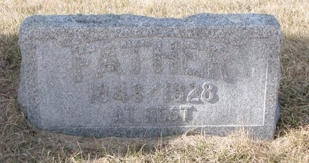 FORNEY, WILLIAM WESLEY (FOOTSTONE) - Dodge County, Nebraska | WILLIAM WESLEY (FOOTSTONE) FORNEY - Nebraska Gravestone Photos
