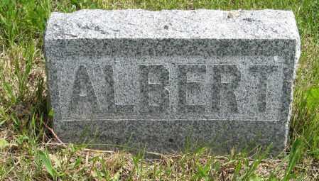 GRAHAM, ALBERT (SMALL STONE) - Dodge County, Nebraska | ALBERT (SMALL STONE) GRAHAM - Nebraska Gravestone Photos