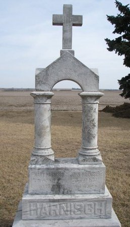 HARNISCH, JOHN - Dodge County, Nebraska | JOHN HARNISCH - Nebraska Gravestone Photos