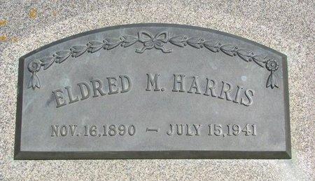 HARRIS, ELDRED M. - Dodge County, Nebraska | ELDRED M. HARRIS - Nebraska Gravestone Photos