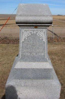 HARRIS, ORVILLE A. - Dodge County, Nebraska | ORVILLE A. HARRIS - Nebraska Gravestone Photos