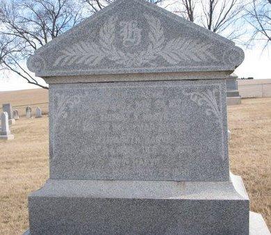 HARVIE, JENNIE - Dodge County, Nebraska | JENNIE HARVIE - Nebraska Gravestone Photos
