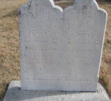 HARVIE, JAMES R. - Dodge County, Nebraska | JAMES R. HARVIE - Nebraska Gravestone Photos