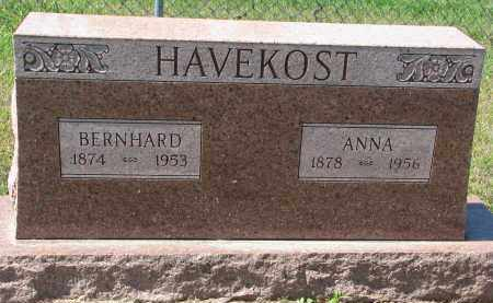 HAVEKOST, ANNA - Dodge County, Nebraska   ANNA HAVEKOST - Nebraska Gravestone Photos