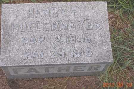 HOEGERMEYER, HENRY - Dodge County, Nebraska | HENRY HOEGERMEYER - Nebraska Gravestone Photos