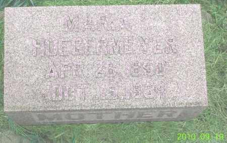 HOEGERMEYER, MARIA - Dodge County, Nebraska | MARIA HOEGERMEYER - Nebraska Gravestone Photos