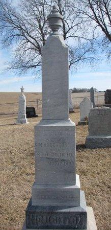 HOUGHTON, MARIA M. - Dodge County, Nebraska | MARIA M. HOUGHTON - Nebraska Gravestone Photos