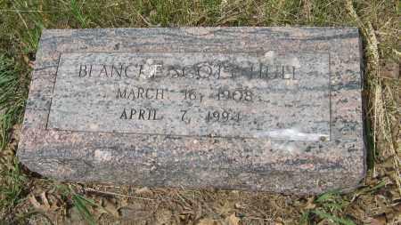 HULL, BLANCHE - Dodge County, Nebraska | BLANCHE HULL - Nebraska Gravestone Photos
