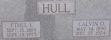 HOLBROOK HULL, ETHEL - Dodge County, Nebraska | ETHEL HOLBROOK HULL - Nebraska Gravestone Photos