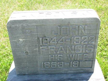 JANESOVSKY, FRANCIS - Dodge County, Nebraska | FRANCIS JANESOVSKY - Nebraska Gravestone Photos