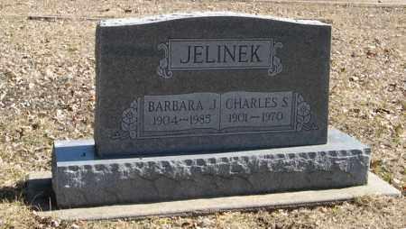 JELINEK, BARBARA J. - Dodge County, Nebraska | BARBARA J. JELINEK - Nebraska Gravestone Photos