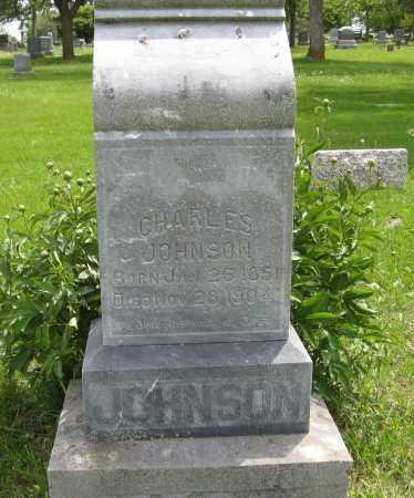 JOHNSON, CHARLES - Dodge County, Nebraska   CHARLES JOHNSON - Nebraska Gravestone Photos
