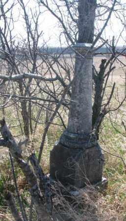 JONES, UNKNOWN - Dodge County, Nebraska   UNKNOWN JONES - Nebraska Gravestone Photos