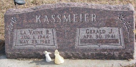 KASSMEIER, LA VAINE R. - Dodge County, Nebraska | LA VAINE R. KASSMEIER - Nebraska Gravestone Photos