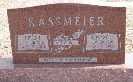 KASSMEIER, HELEN IRENE - Dodge County, Nebraska | HELEN IRENE KASSMEIER - Nebraska Gravestone Photos