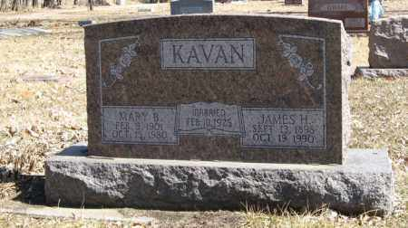 KAVAN, JAMES H. - Dodge County, Nebraska | JAMES H. KAVAN - Nebraska Gravestone Photos