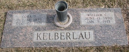 KELBERLAU, WILLIAM C. - Dodge County, Nebraska | WILLIAM C. KELBERLAU - Nebraska Gravestone Photos