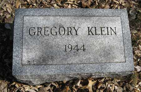 KLEIN, GREGORY - Dodge County, Nebraska | GREGORY KLEIN - Nebraska Gravestone Photos