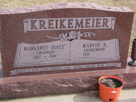 """KREIKEMEIER, MARGARET """"JOYCE"""" - Dodge County, Nebraska   MARGARET """"JOYCE"""" KREIKEMEIER - Nebraska Gravestone Photos"""