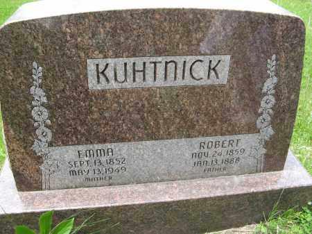 KUHTNICK, ROBERT - Dodge County, Nebraska | ROBERT KUHTNICK - Nebraska Gravestone Photos