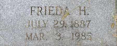 HEINE KUSEL, FRIEDA - Dodge County, Nebraska | FRIEDA HEINE KUSEL - Nebraska Gravestone Photos