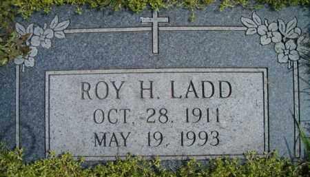 LADD, ROY H - Dodge County, Nebraska | ROY H LADD - Nebraska Gravestone Photos