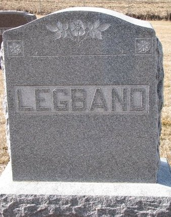 LEGBAND, *FAMILY MONUMENT - Dodge County, Nebraska | *FAMILY MONUMENT LEGBAND - Nebraska Gravestone Photos