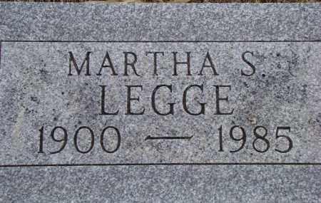 SOULEK LEGGE, MARTHA - Dodge County, Nebraska | MARTHA SOULEK LEGGE - Nebraska Gravestone Photos