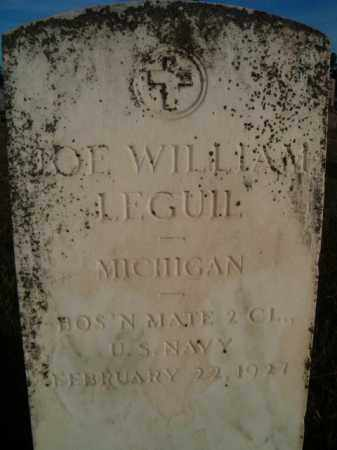 LEGUIL, JOE WILLIAM (MILITARY MARKER) - Dodge County, Nebraska | JOE WILLIAM (MILITARY MARKER) LEGUIL - Nebraska Gravestone Photos