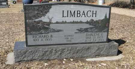LIMBACH, RICHARD B. - Dodge County, Nebraska | RICHARD B. LIMBACH - Nebraska Gravestone Photos