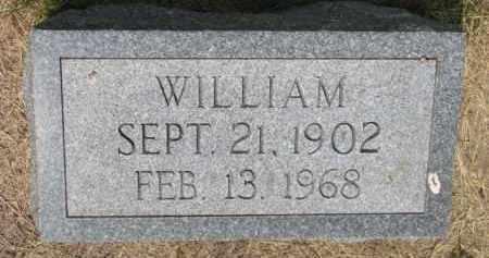 MALZAHN, WILLIAM - Dodge County, Nebraska | WILLIAM MALZAHN - Nebraska Gravestone Photos