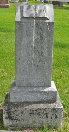 MARKHAM, MARILA - Dodge County, Nebraska | MARILA MARKHAM - Nebraska Gravestone Photos