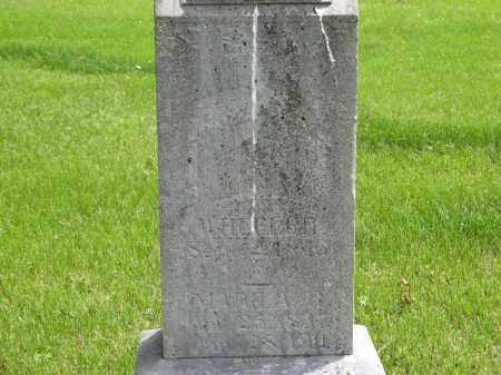 MARKHAM, MARILA (CLOSE UP) - Dodge County, Nebraska | MARILA (CLOSE UP) MARKHAM - Nebraska Gravestone Photos