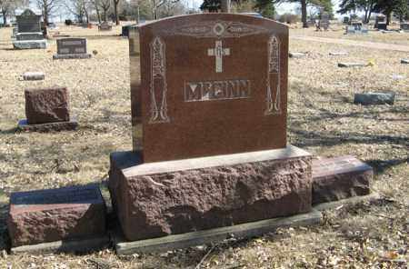 MCGINN, (FAMILY MONUMENT) - Dodge County, Nebraska | (FAMILY MONUMENT) MCGINN - Nebraska Gravestone Photos