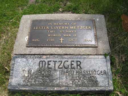 METZGER, MARI - Dodge County, Nebraska | MARI METZGER - Nebraska Gravestone Photos