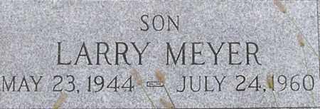 MEYER, LARRY - Dodge County, Nebraska   LARRY MEYER - Nebraska Gravestone Photos