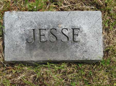 MILLAR, JESSE - Dodge County, Nebraska | JESSE MILLAR - Nebraska Gravestone Photos