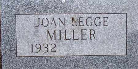 MILLER, JOAN - Dodge County, Nebraska | JOAN MILLER - Nebraska Gravestone Photos