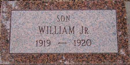 MITCHELL, WILLIAM JR - Dodge County, Nebraska | WILLIAM JR MITCHELL - Nebraska Gravestone Photos