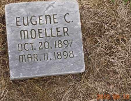 MOELLER, EUGENE C. - Dodge County, Nebraska | EUGENE C. MOELLER - Nebraska Gravestone Photos