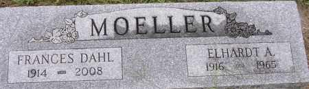 DAHL MOELLER, FRANCES - Dodge County, Nebraska | FRANCES DAHL MOELLER - Nebraska Gravestone Photos