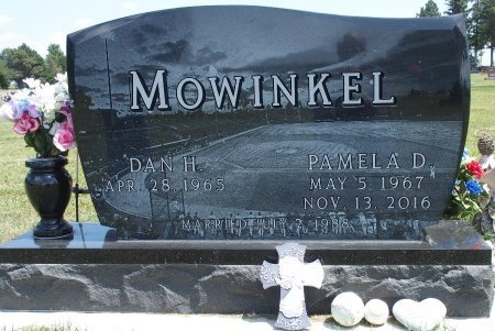 MOWINKEL, PAMELA DAWN - Dodge County, Nebraska | PAMELA DAWN MOWINKEL - Nebraska Gravestone Photos