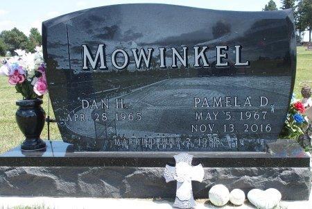 BENSON MOWINKEL, PAMELA DAWN - Dodge County, Nebraska | PAMELA DAWN BENSON MOWINKEL - Nebraska Gravestone Photos